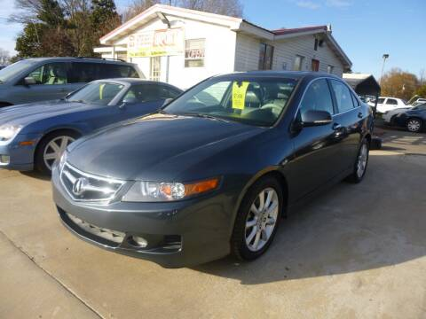 2008 Acura TSX for sale at Ed Steibel Imports in Shelby NC