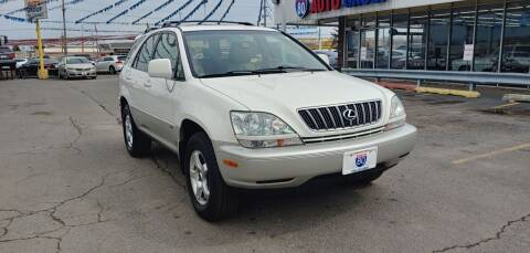 2003 Lexus RX 300 for sale at I-80 Auto Sales in Hazel Crest IL