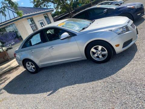 2014 Chevrolet Cruze for sale at Wallers Auto Sales LLC in Dover OH