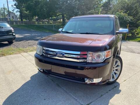 2012 Ford Flex for sale at 3M AUTO GROUP in Elkhart IN