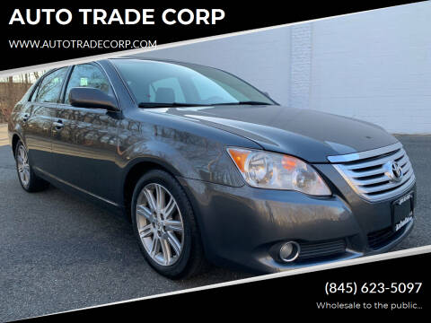 2008 Toyota Avalon for sale at AUTO TRADE CORP in Nanuet NY