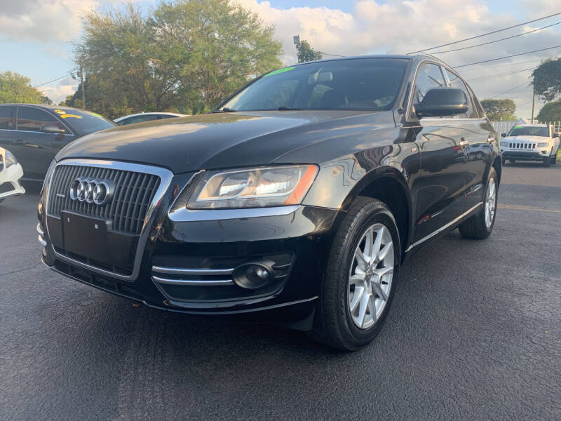 2012 Audi Q5 for sale at Bargain Auto Sales in West Palm Beach FL