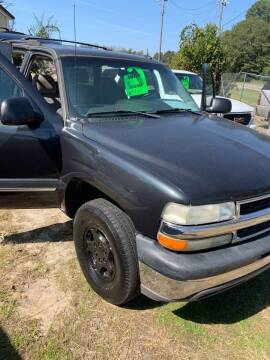2005 Chevrolet Tahoe for sale at Murphy MotorSports of the Carolinas in Parkton NC