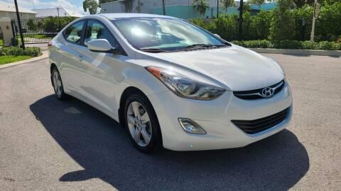 2013 Hyundai Elantra for sale at HD CARS INC in Hollywood FL