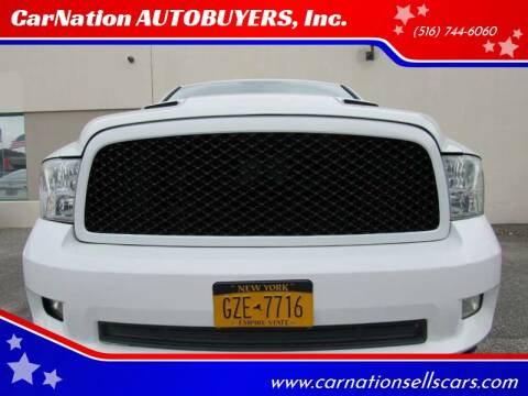 2010 Dodge Ram Pickup 1500 for sale at CarNation AUTOBUYERS, Inc. in Rockville Centre NY