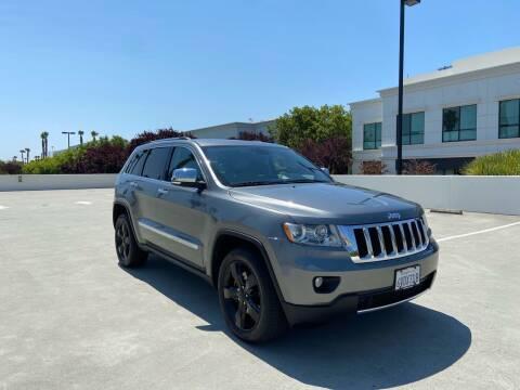 2011 Jeep Grand Cherokee for sale at OPTED MOTORS in Santa Clara CA
