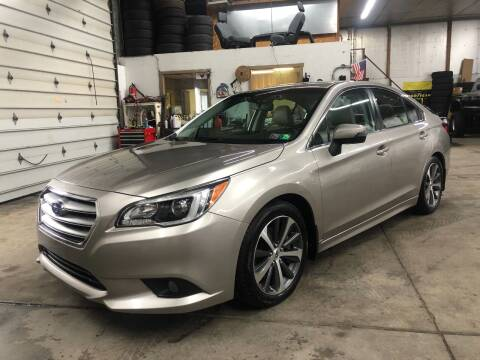 2016 Subaru Legacy for sale at T James Motorsports in Gibsonia PA
