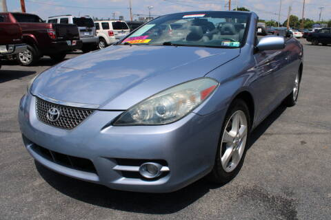 2007 Toyota Camry Solara for sale at Clear Choice Auto Sales in Mechanicsburg PA