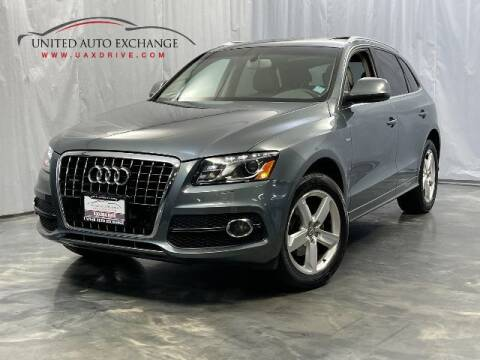 2012 Audi Q5 for sale at United Auto Exchange in Addison IL