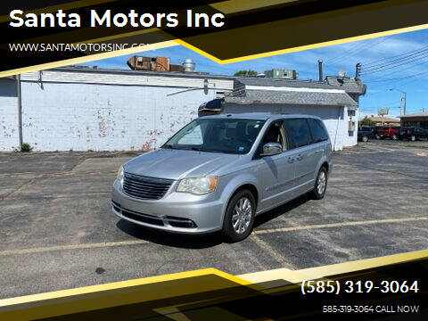 2011 Chrysler Town and Country for sale at Santa Motors Inc in Rochester NY