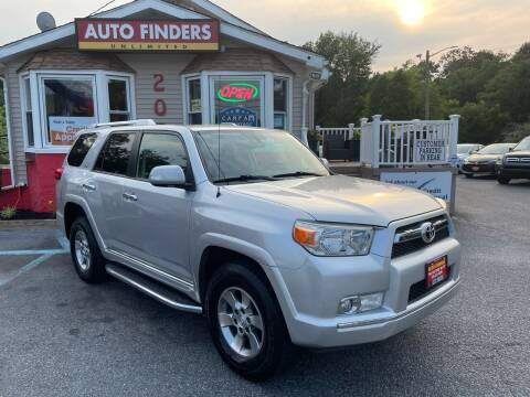 2012 Toyota 4Runner for sale at Auto Finders Unlimited LLC in Vineland NJ