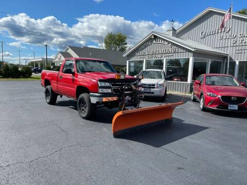 2006 Chevrolet Silverado 1500 for sale at Empire Alliance Inc. in West Coxsackie NY