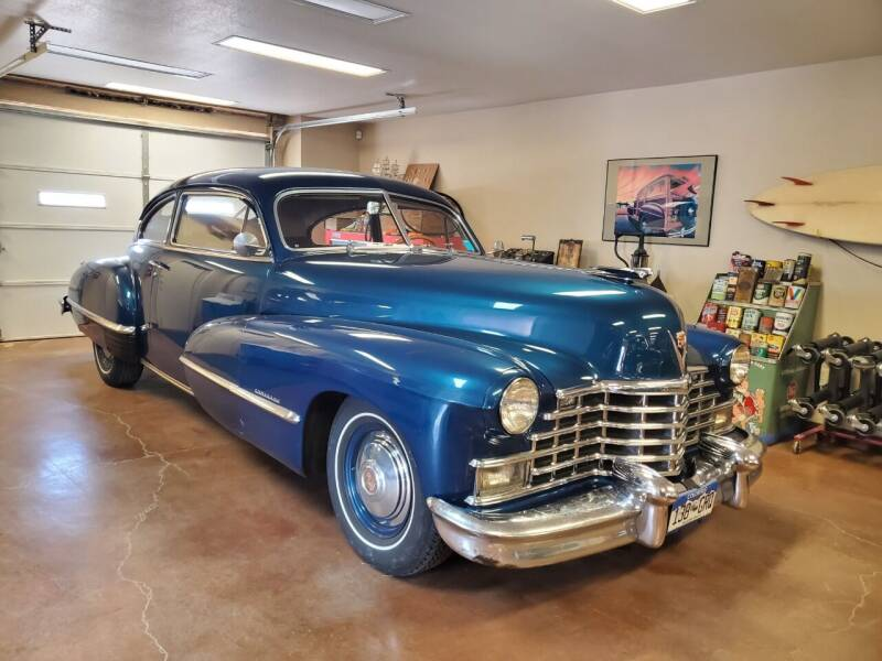1946 Cadillac Series 62 for sale at Pikes Peak Motor Co in Penrose CO