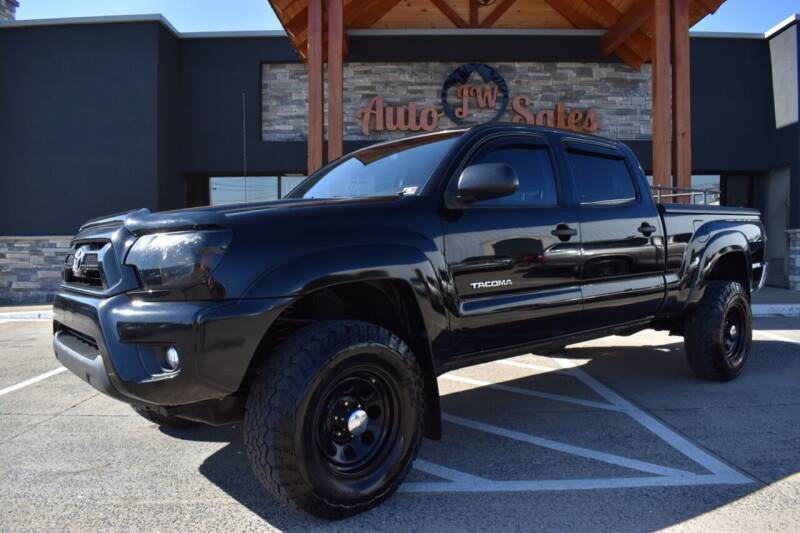 2014 Toyota Tacoma for sale at JW Auto Sales LLC in Harrisonburg VA