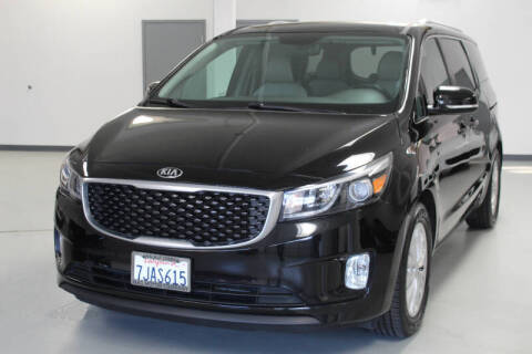 2015 Kia Sedona for sale at Mag Motor Company in Walnut Creek CA