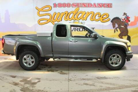 2011 GMC Canyon for sale at Sundance Chevrolet in Grand Ledge MI