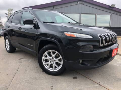 2015 Jeep Cherokee for sale at Colorado Motorcars in Denver CO