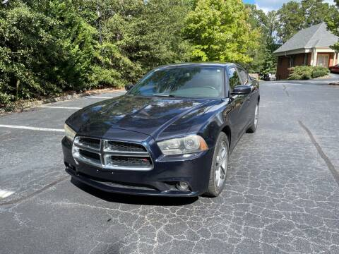 2012 Dodge Charger for sale at SMT Motors in Roswell GA