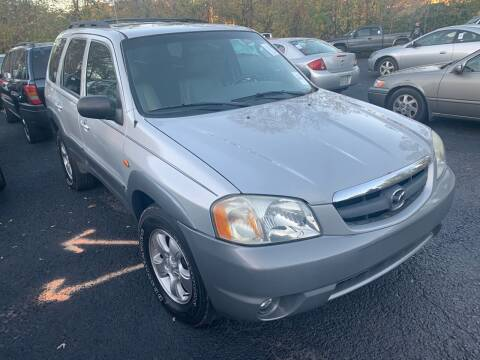 2002 Mazda Tribute for sale at Trocci's Auto Sales in West Pittsburg PA