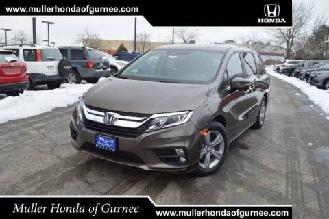 2020 Honda Odyssey for sale at RDM CAR BUYING EXPERIENCE in Gurnee IL