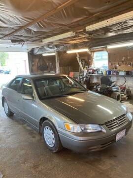 1999 Toyota Camry for sale at Lavictoire Auto Sales in West Rutland VT