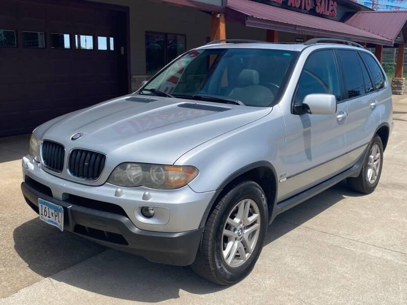 2005 BMW X5 3.0i AWD