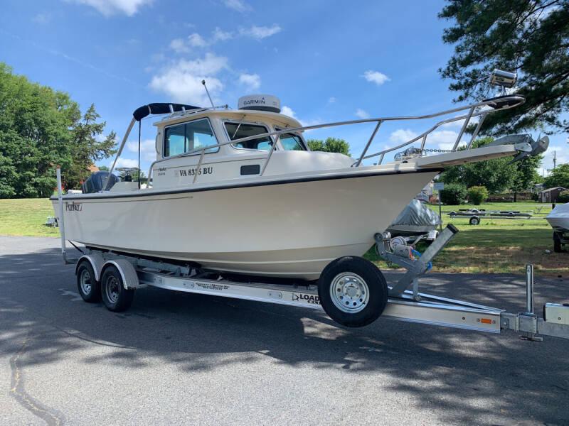 2013 Parker 2320 SL for sale at Performance Boats in Spotsylvania VA