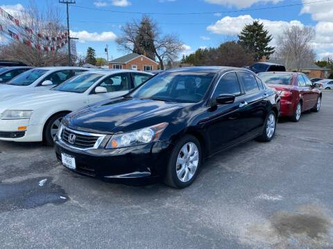 2010 Honda Accord for sale at Auto Image Auto Sales in Pocatello ID