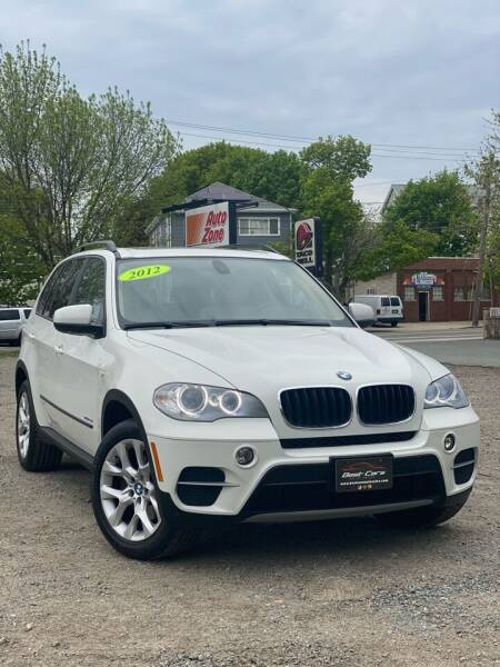 2012 BMW X5 for sale at Best Cars Auto Sales in Everett MA