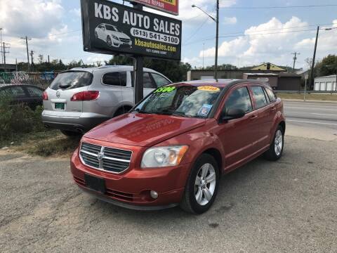 2010 Dodge Caliber for sale at KBS Auto Sales in Cincinnati OH