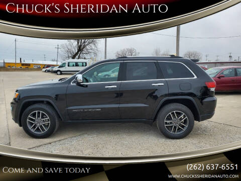 2020 Jeep Grand Cherokee for sale at Chuck's Sheridan Auto in Mount Pleasant WI