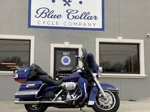 2006 Harley-Davidson Ultra Classic FLHTCUI for sale at Blue Collar Cycle Company in Salisbury NC
