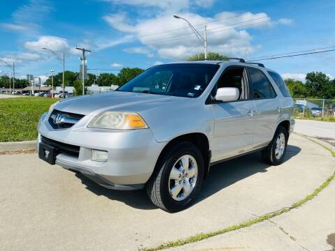 2005 Acura MDX for sale at Xtreme Auto Mart LLC in Kansas City MO