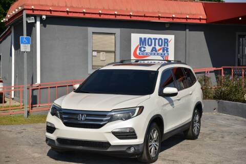2016 Honda Pilot for sale at Motor Car Concepts II - Kirkman Location in Orlando FL
