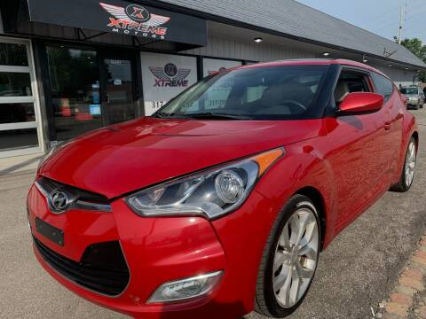 2012 Hyundai Veloster for sale at Xtreme Motors Inc. in Indianapolis IN