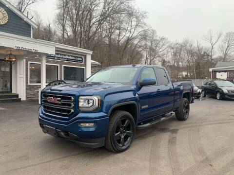 2017 GMC Sierra 1500 for sale at Ocean State Auto Sales in Johnston RI