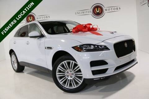 2018 Jaguar F-PACE for sale at Unlimited Motors in Fishers IN
