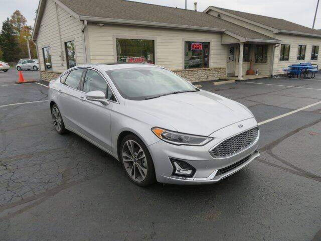 2019 Ford Fusion for sale at Tri-County Pre-Owned Superstore in Reynoldsburg OH