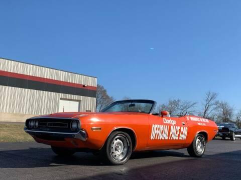 1971 Dodge Challenger for sale at Classic Auto Haus in Geneva IL
