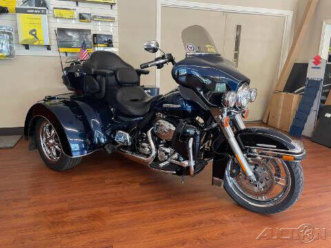 2012 Harley-Davidson® ELECTRA GLIDE ULTRA CLASSIC TR for sale at ROUTE 3A MOTORS INC in North Chelmsford MA
