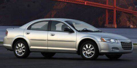 2005 Chrysler Sebring for sale at HILAND TOYOTA in Moline IL