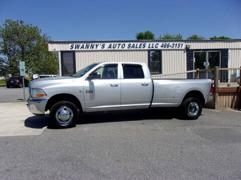 2011 RAM Ram Pickup 3500 for sale at Swanny's Auto Sales in Newton NC