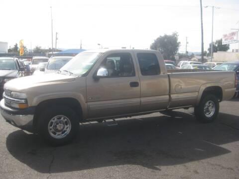 1999 Chevrolet Silverado 2500 for sale at Town and Country Motors - 1702 East Van Buren Street in Phoenix AZ