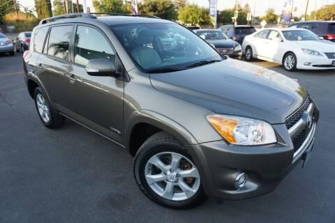 2012 Toyota RAV4 for sale at Industry Motors in Sacramento CA