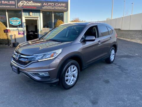 2015 Honda CR-V for sale at Platinum Auto in Abington MA