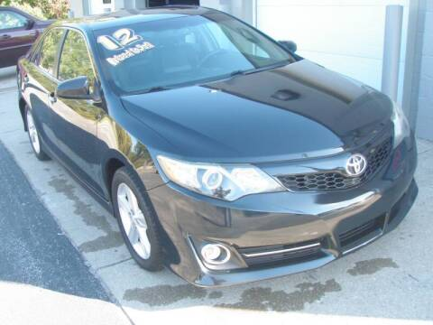 2012 Toyota Camry for sale at Autoworks in Mishawaka IN