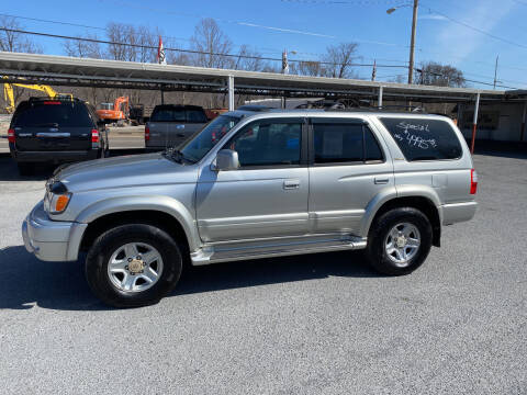 1999 Toyota 4Runner for sale at Lewis Used Cars in Elizabethton TN