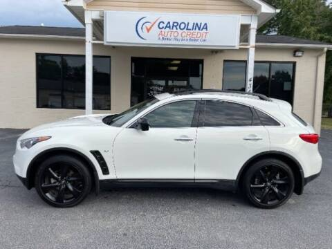 2015 Infiniti QX70 for sale at Carolina Auto Credit in Youngsville NC