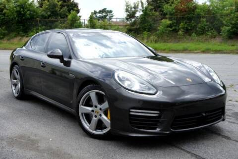 2015 Porsche Panamera for sale at CU Carfinders in Norcross GA
