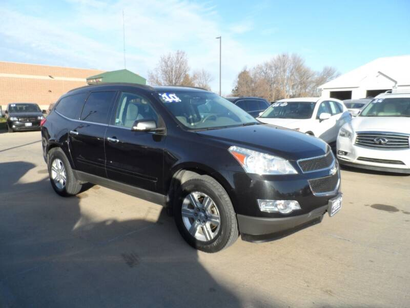 2010 Chevrolet Traverse for sale at America Auto Inc in South Sioux City NE